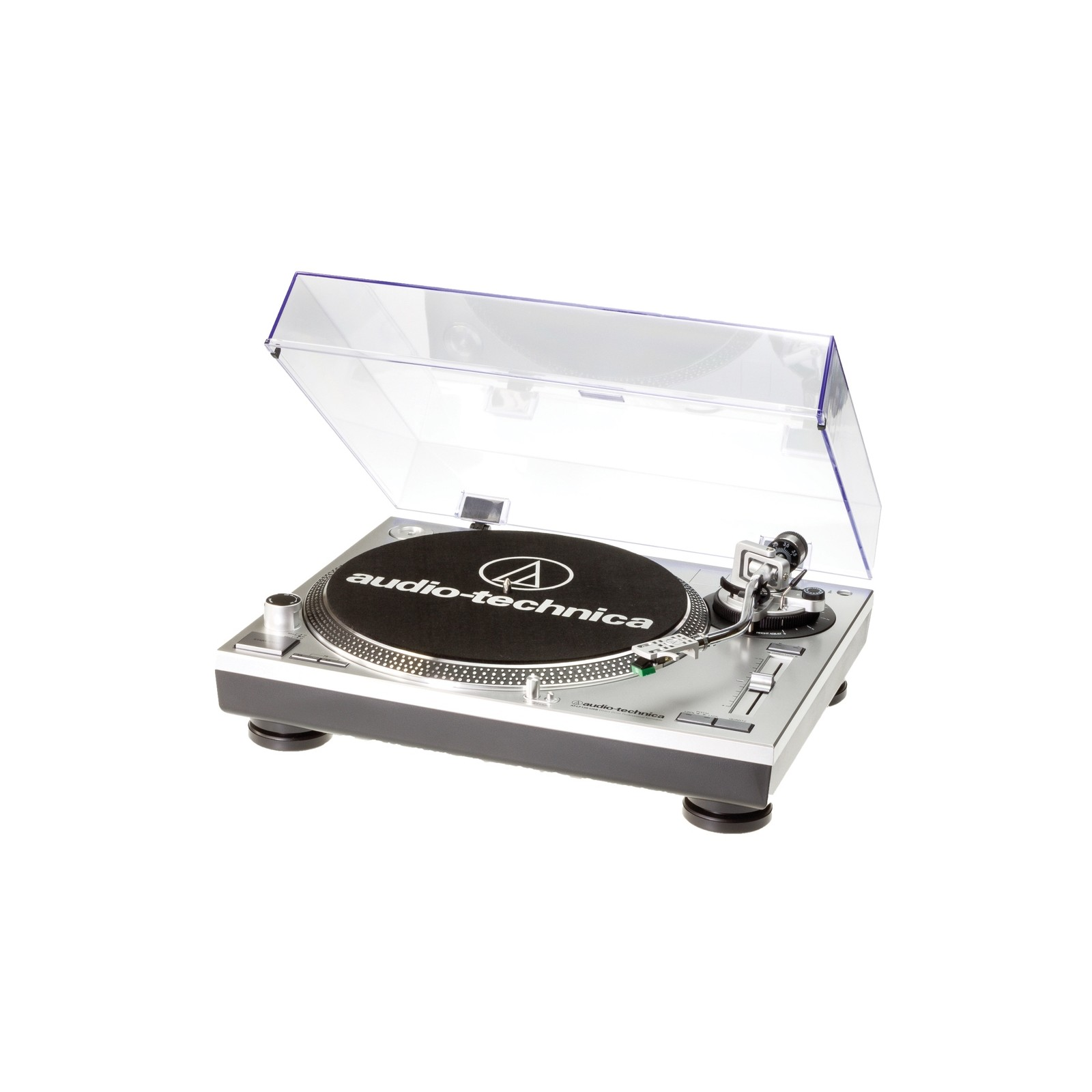 Test platine vinyle Audio-Technica AT-LP120USBHC